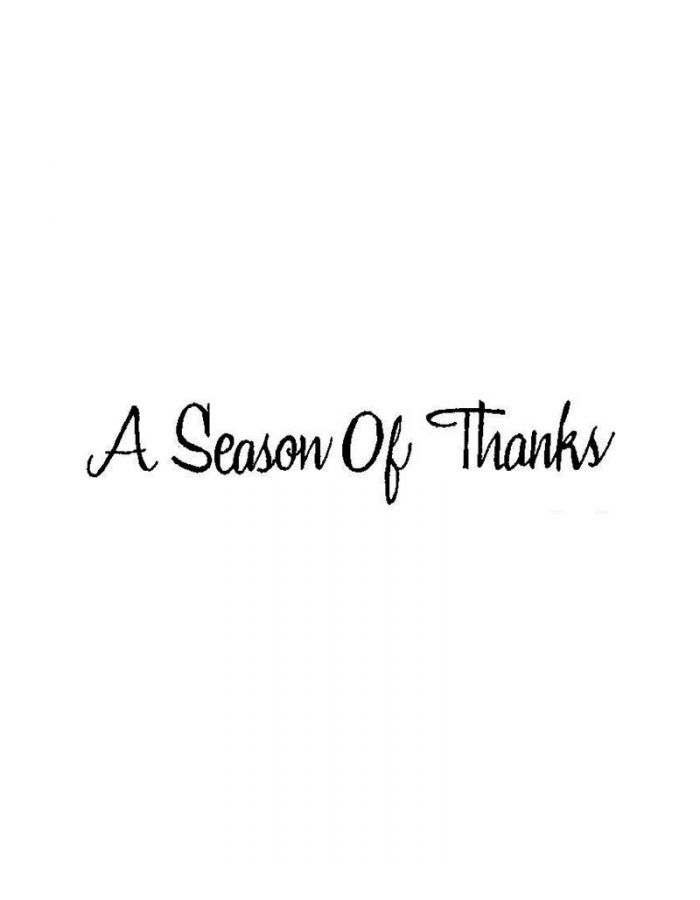 A Season of Thanks - DD10108