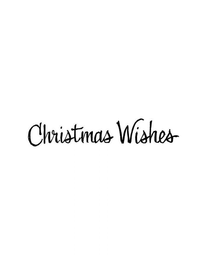 Christmas Wishes - DD10831