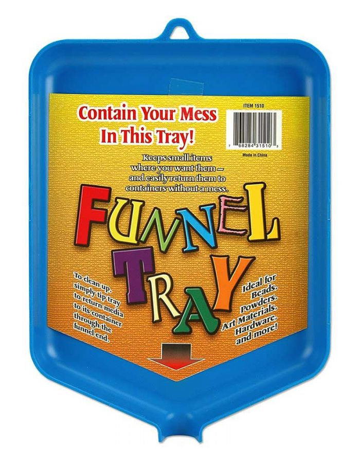 Funnel Tray - 1510