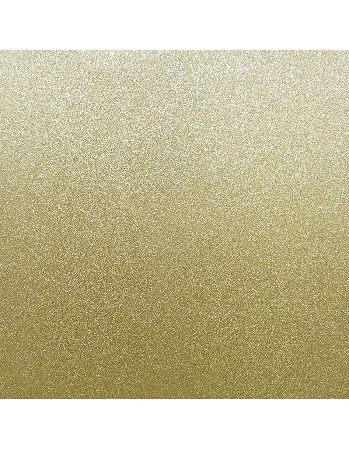 Glitter Cardstock, Bright Gold - GCS016