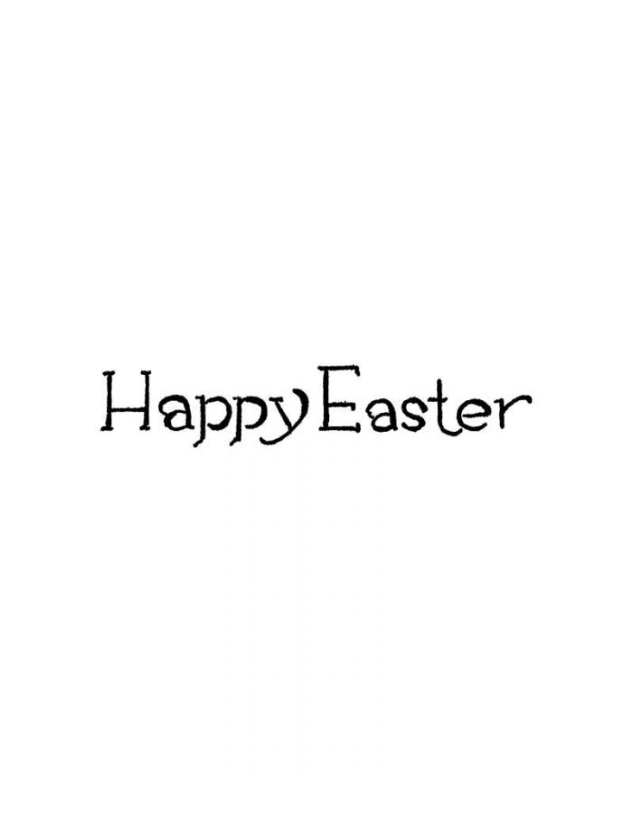 Happy Easter - BB10741