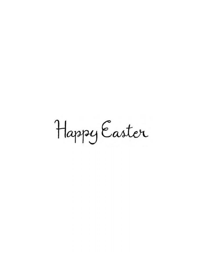 Happy Easter - BB9972