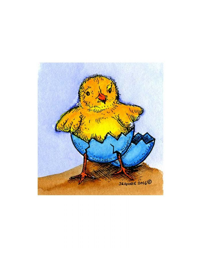 Hatching Chick 3 - C9960