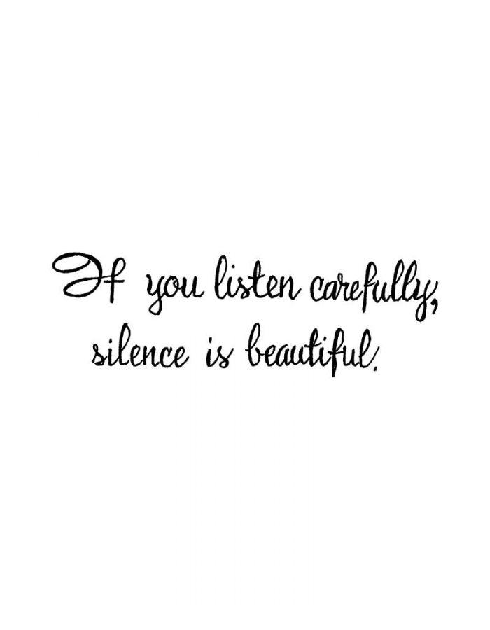 If You Listen Carefully - D10726