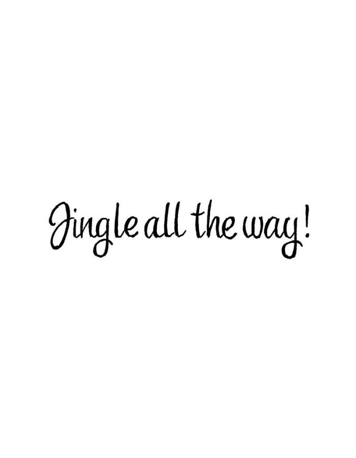 Jingle All The Way - DD10837