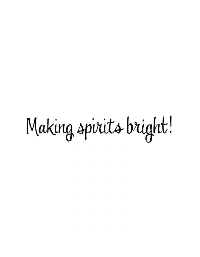 Making Spirits Bright - DD10830