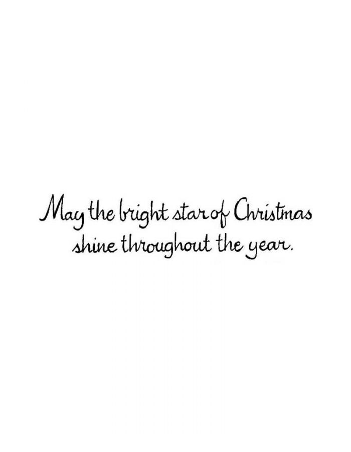 May The Bright Star of Christmas - D10131