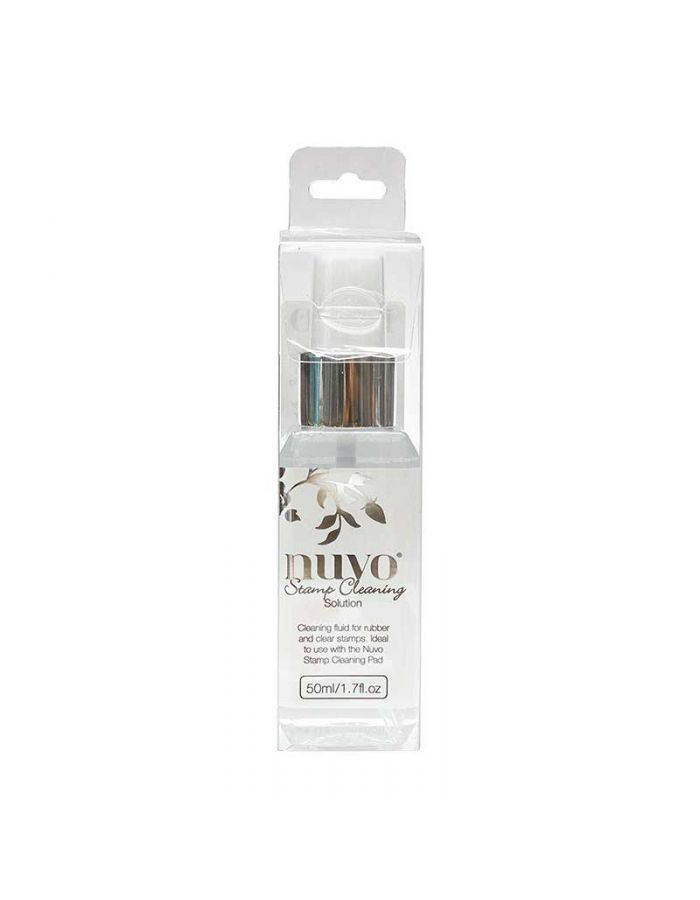 Nuvo Stamp Cleaning Solution - 974N