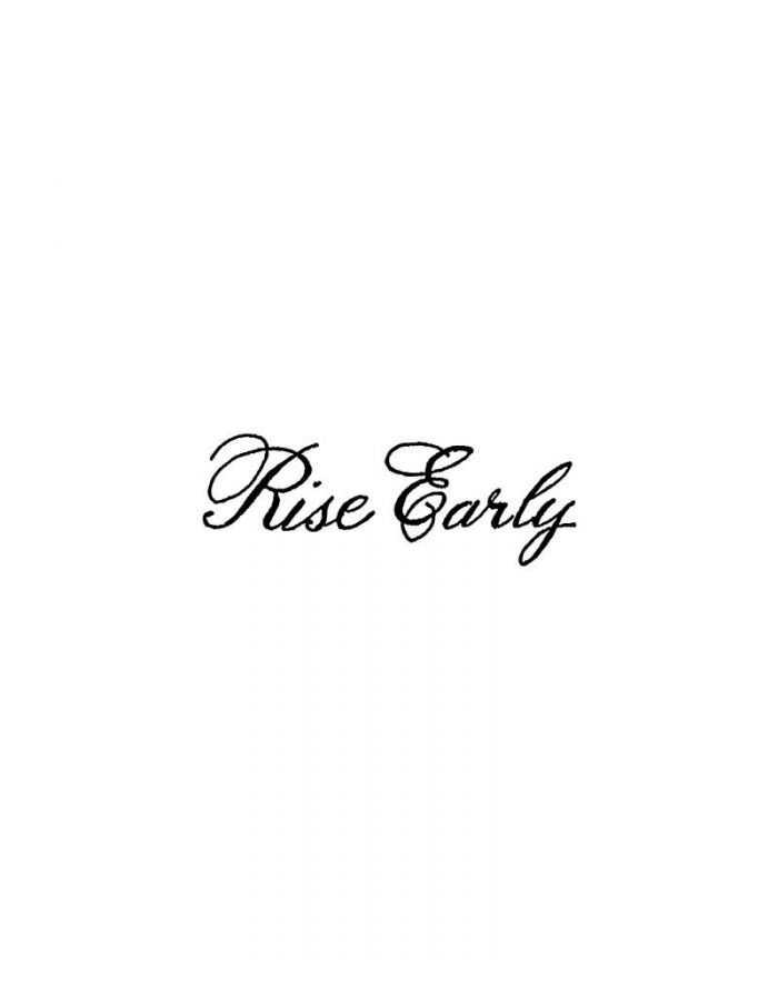 Rise Early - BB10601