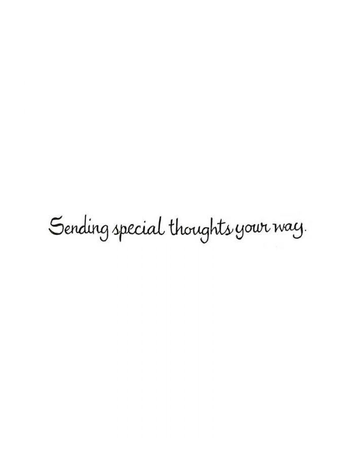 Sending Special Thoughts - DD10018