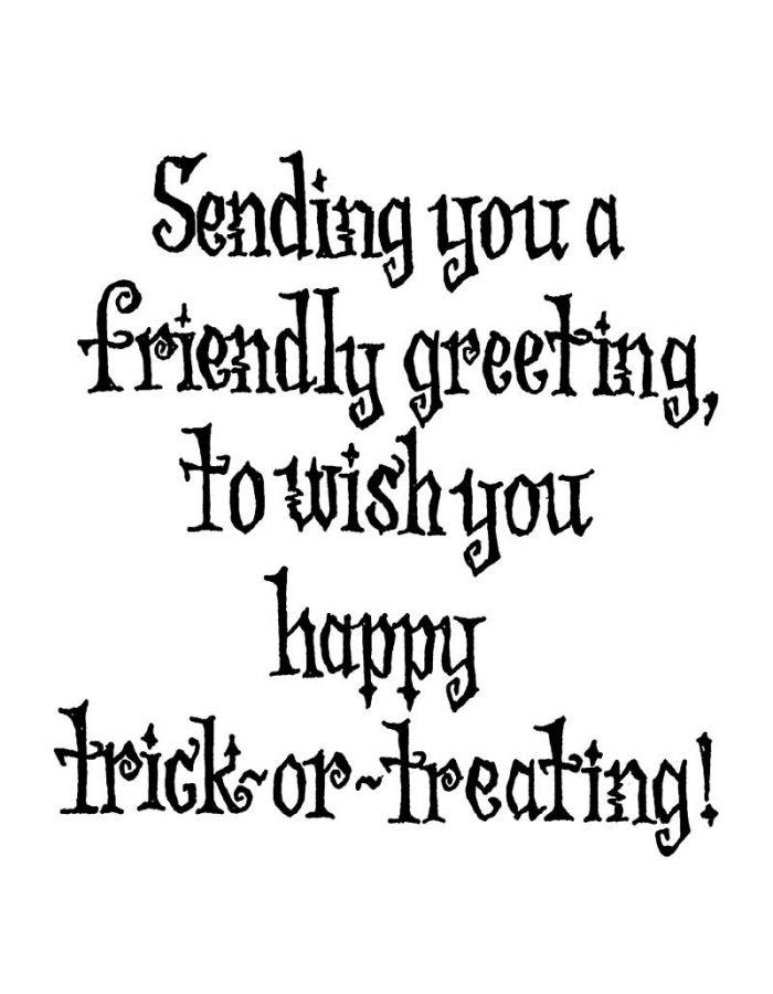 Sending You a Friendly - E10964