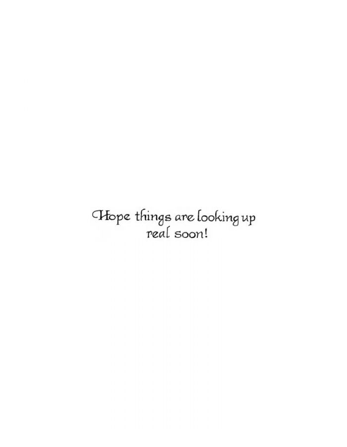Hope Things Are Looking Up - DD10226