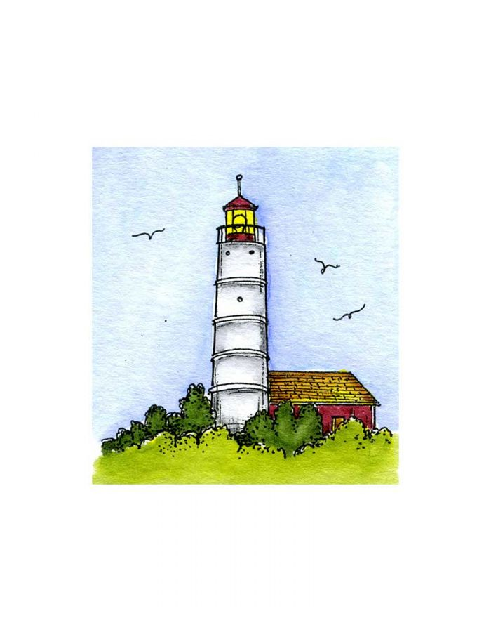 Small Lighthouse - C10257