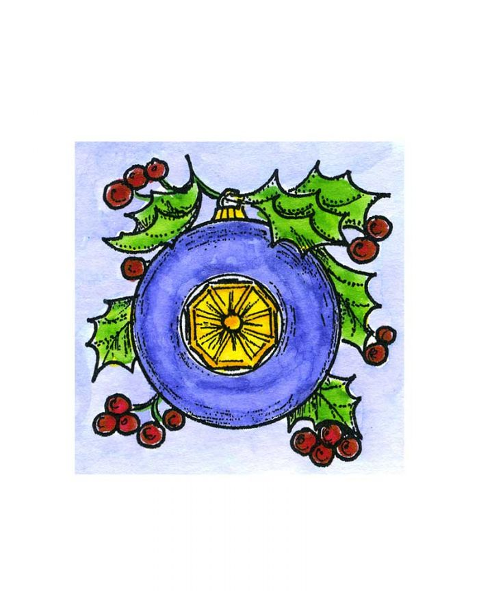 Small Ornament - C10677