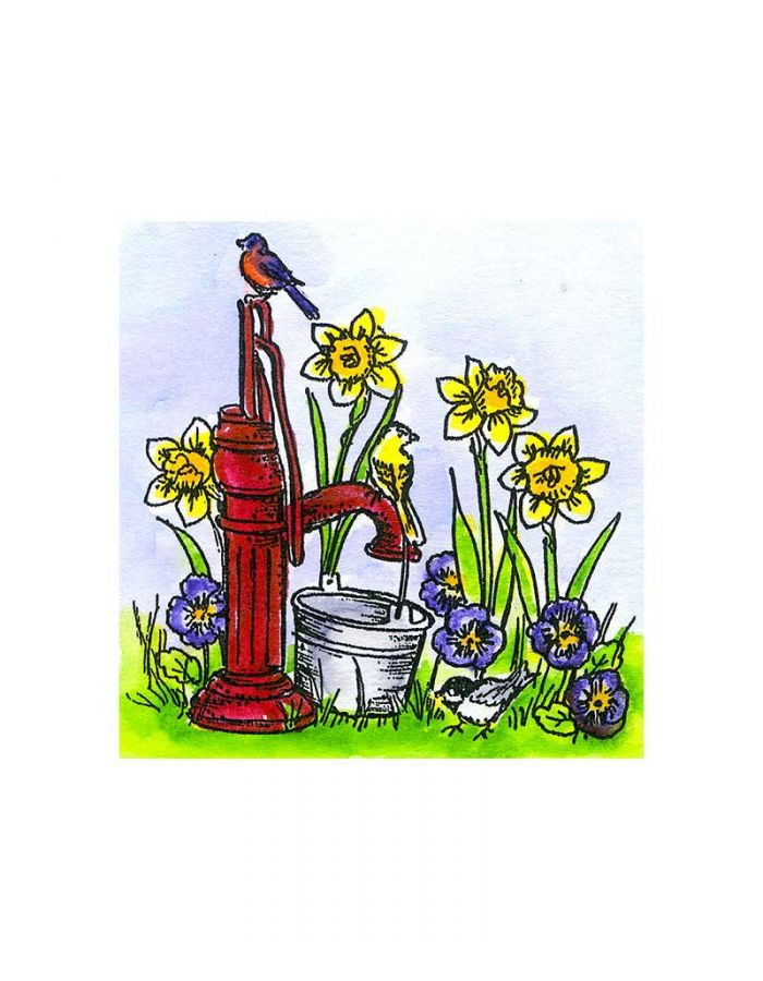 Small Spring Waterpump - CC10946