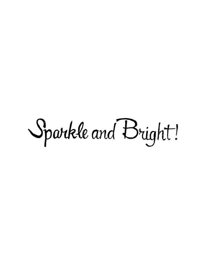 Sparkle and Bright - DD10873