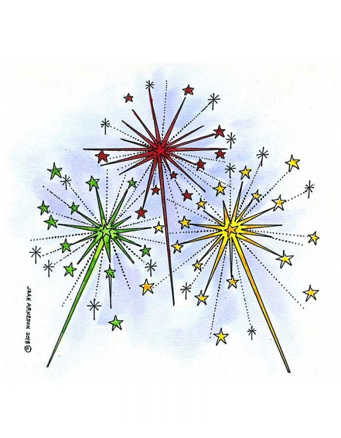 Sparkler Cluster - PP10419