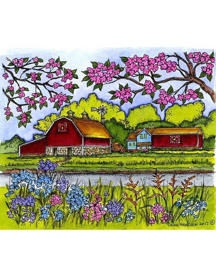 Spring Farm - P10263