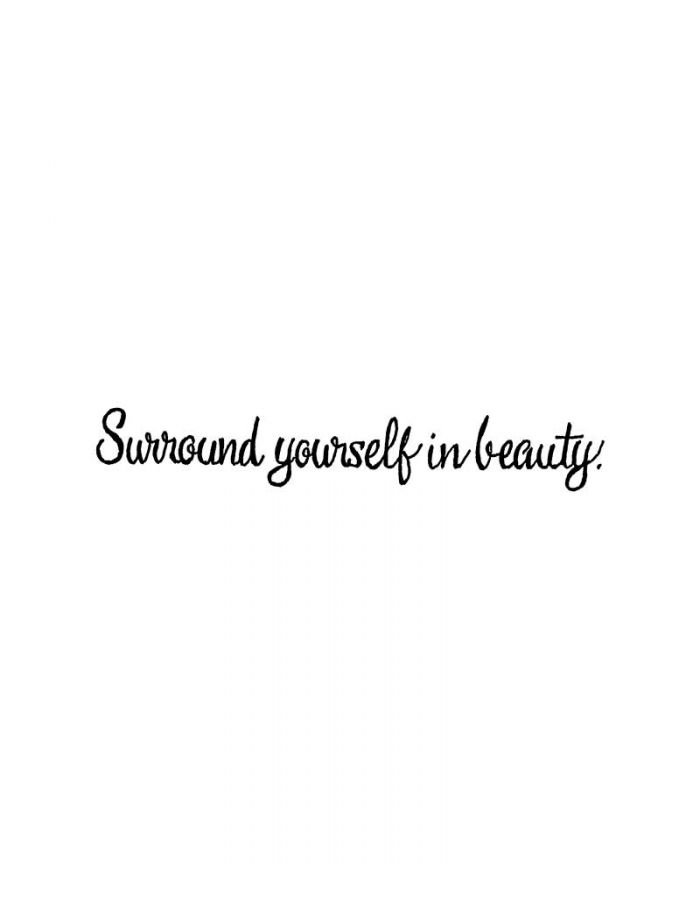 Surround Yourself In Beauty - DD10606