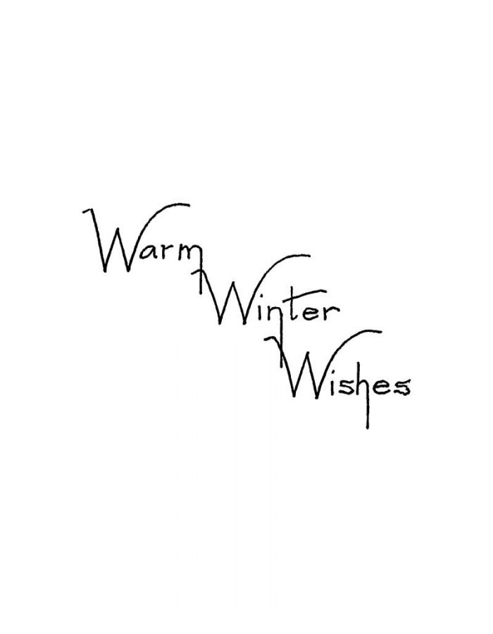 Warm Winter Wishes - CC10879