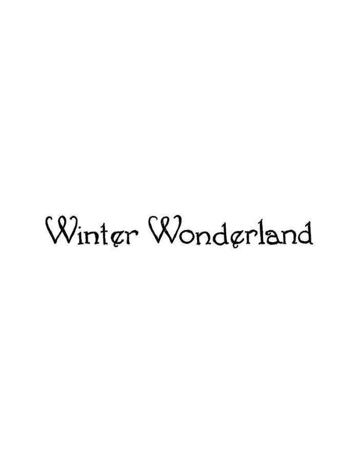 Winter Wonderland - DD11044