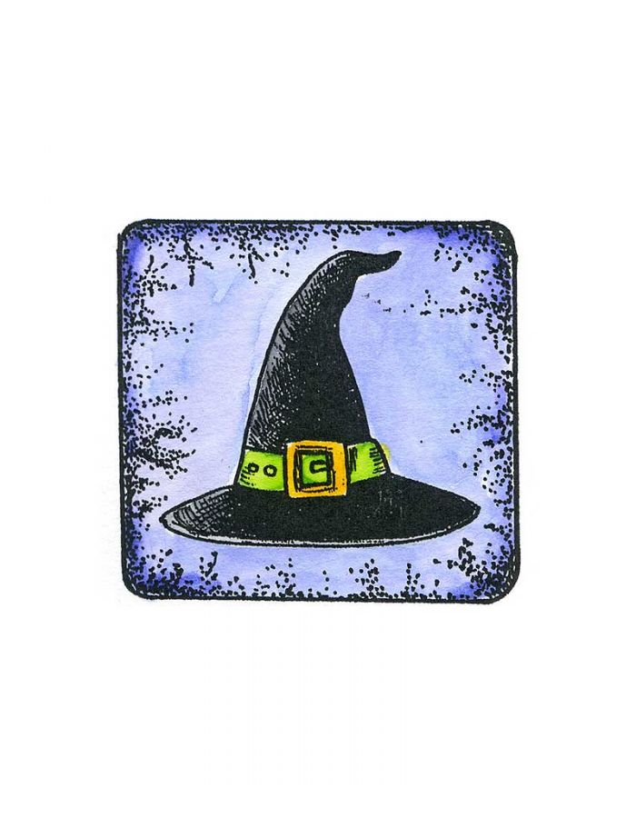 Witch Hat in Square - C10651