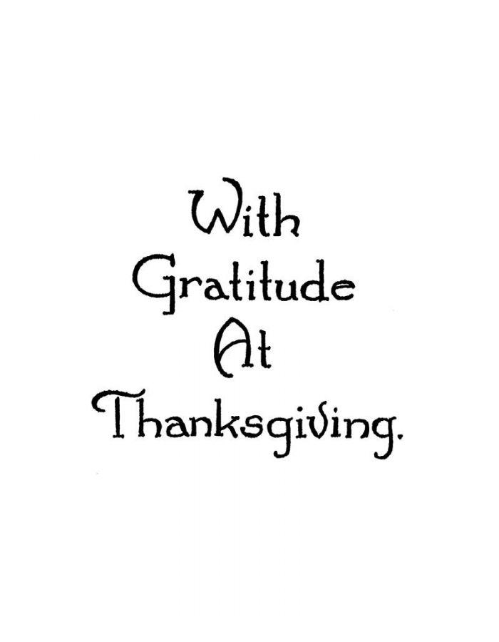 With Gratitude - C10659