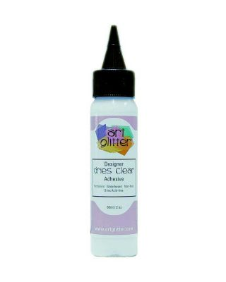 Designer Dries Clear Adhesive, 2oz - DDCA2OZ