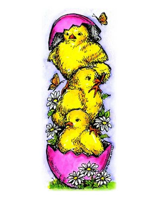 Dale's Stacking Chicks - N1379