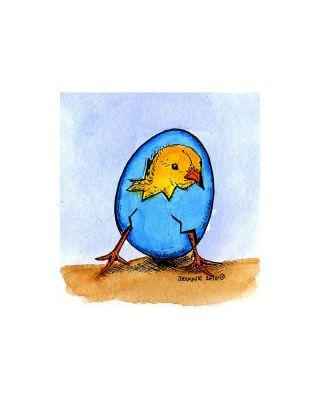 Hatching Chick 1 - C9958