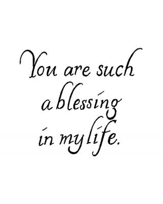 You Are Such a Blessing - CC8985