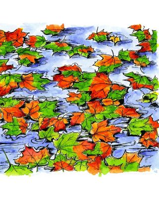 Joy's Falling Leaves - PP10299