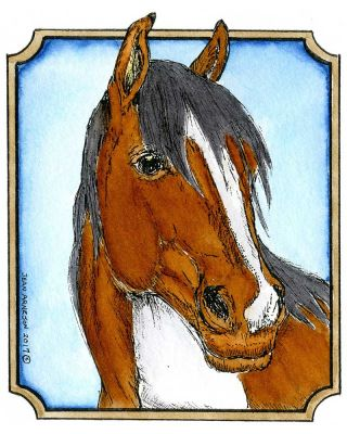 Joy's Horse - M10219
