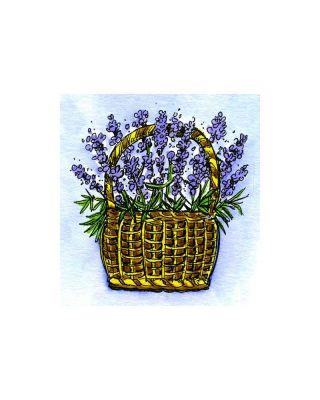 Lavender Basket - C10232
