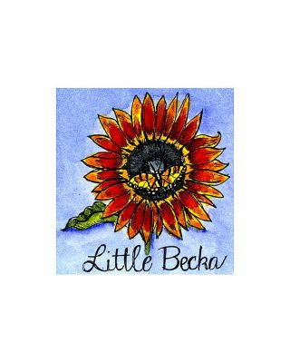 Little Becka Sunflower - C10087