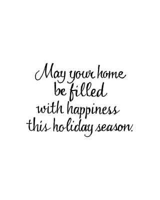 May Your Home Be Filled - CC10867