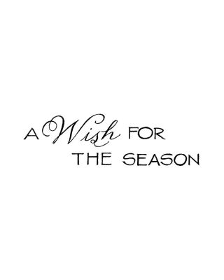 A Wish For The Season - D8263