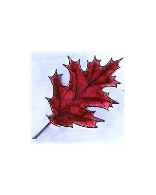 Red Oak Leaf - C10488