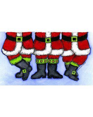 Santa's Legs - NN10123