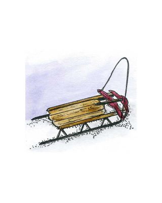 Small Sled - C10731