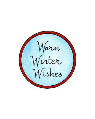 Warm Winter Wishes - C10175