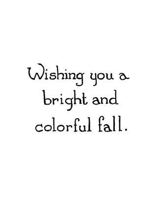 Wishing You A Bright Colorful - C10656